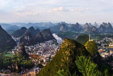 Panoramas from China