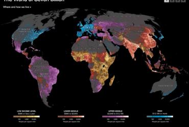 7 Billion, National Geographic