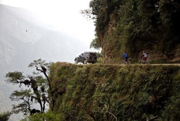 Bolivian Road of Death