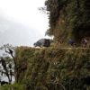 Bolivian Road of Death