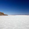 Salar Uyuni, the world's largest salt flat