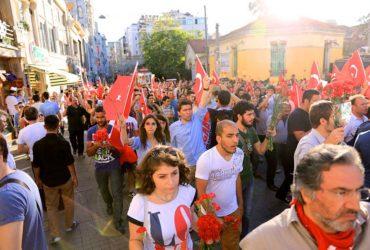Taksim Square – Istanbul