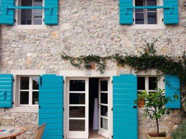 Interior design photos: Delo in Dom Magazine (Istria)
