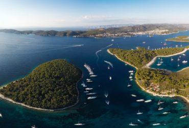 Panoramas from Dalmatia/Hvar
