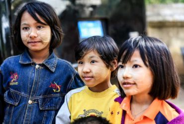 People from Myanmar