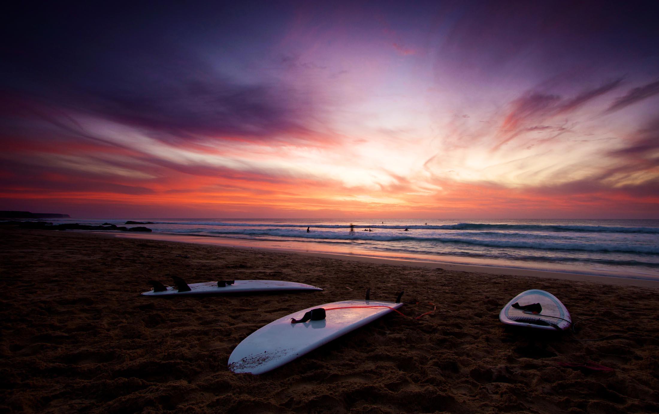 Surfs, Fuerteventura, Canary Islands