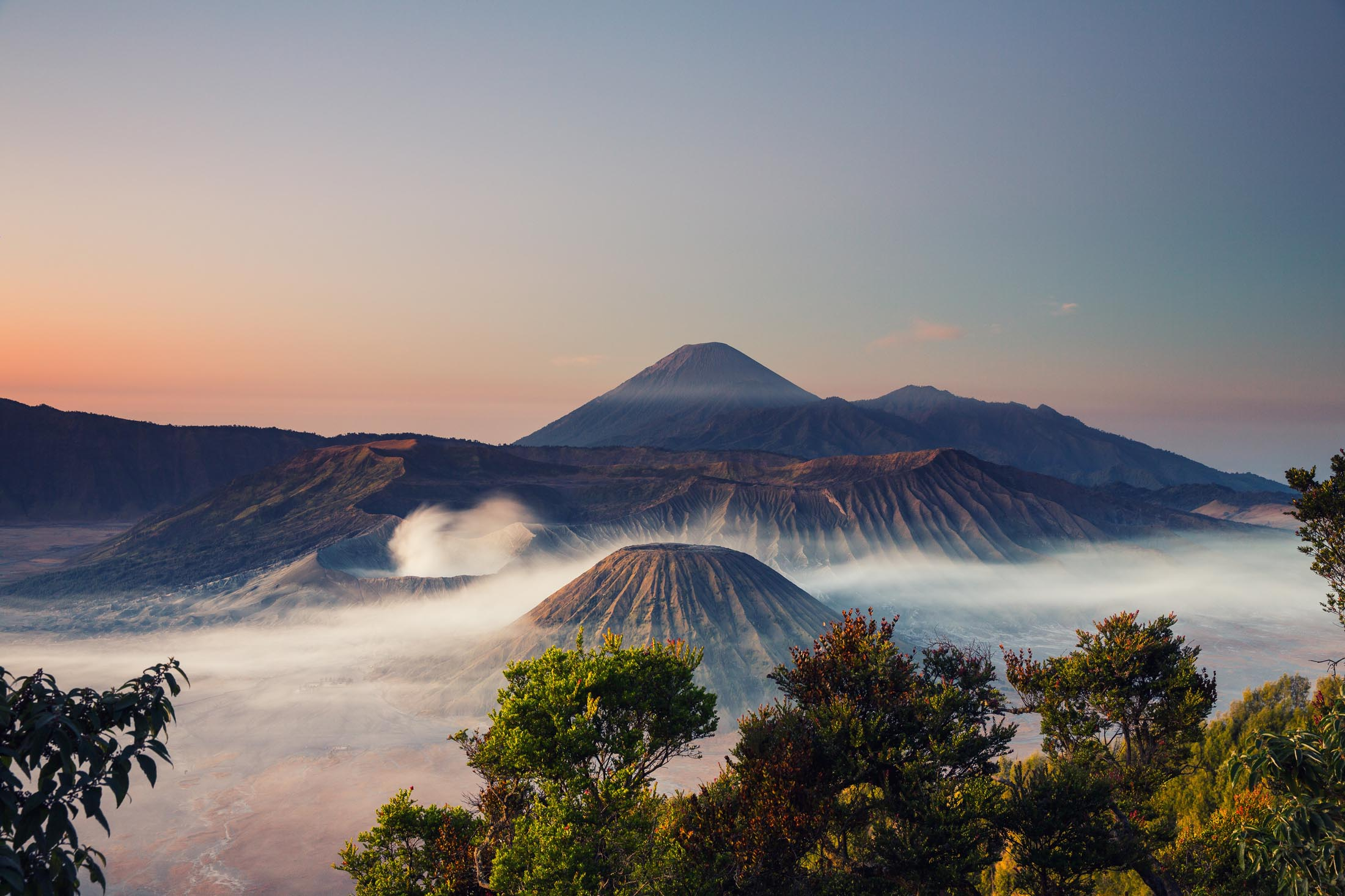 Mt. Bromo, Java, Indonesia