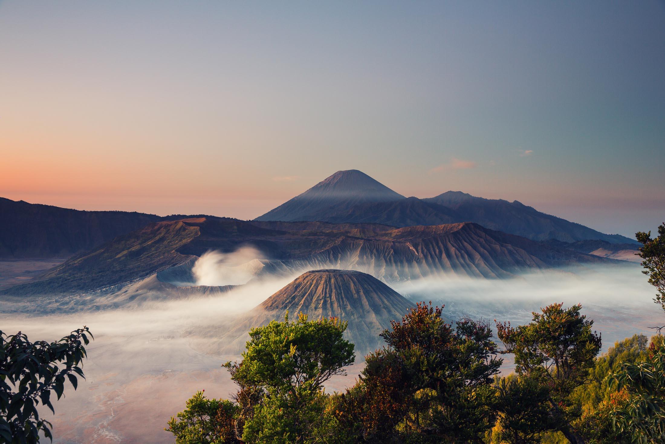 Mt. Bromo, Java, Indonesia