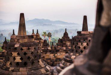 Borobudur – The world's largest Buddhist temple