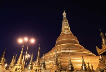 Yangon – Shwedagon Pagoda