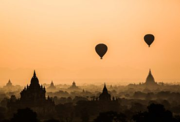 The endless temples of Bagan
