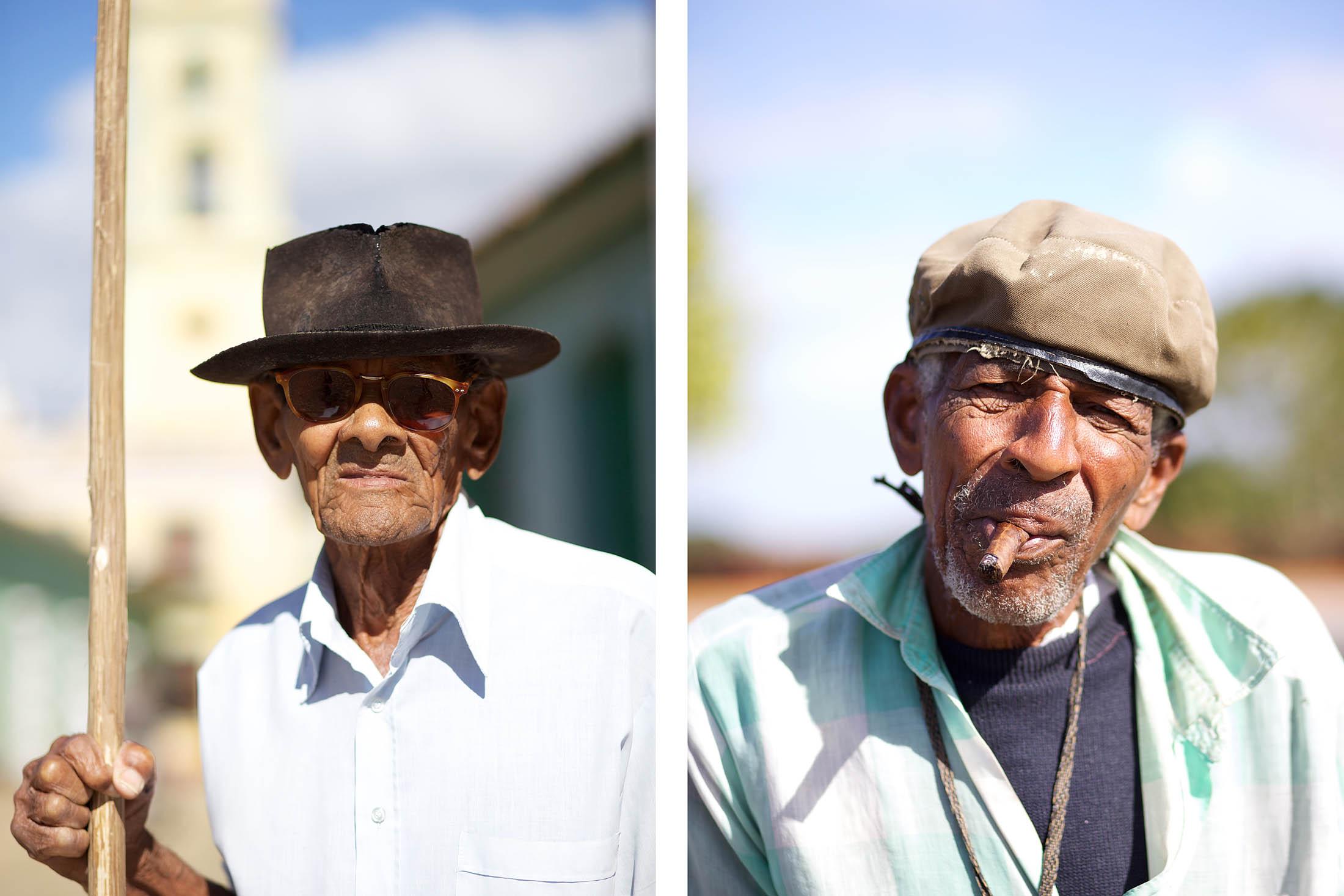 Cuban portraits