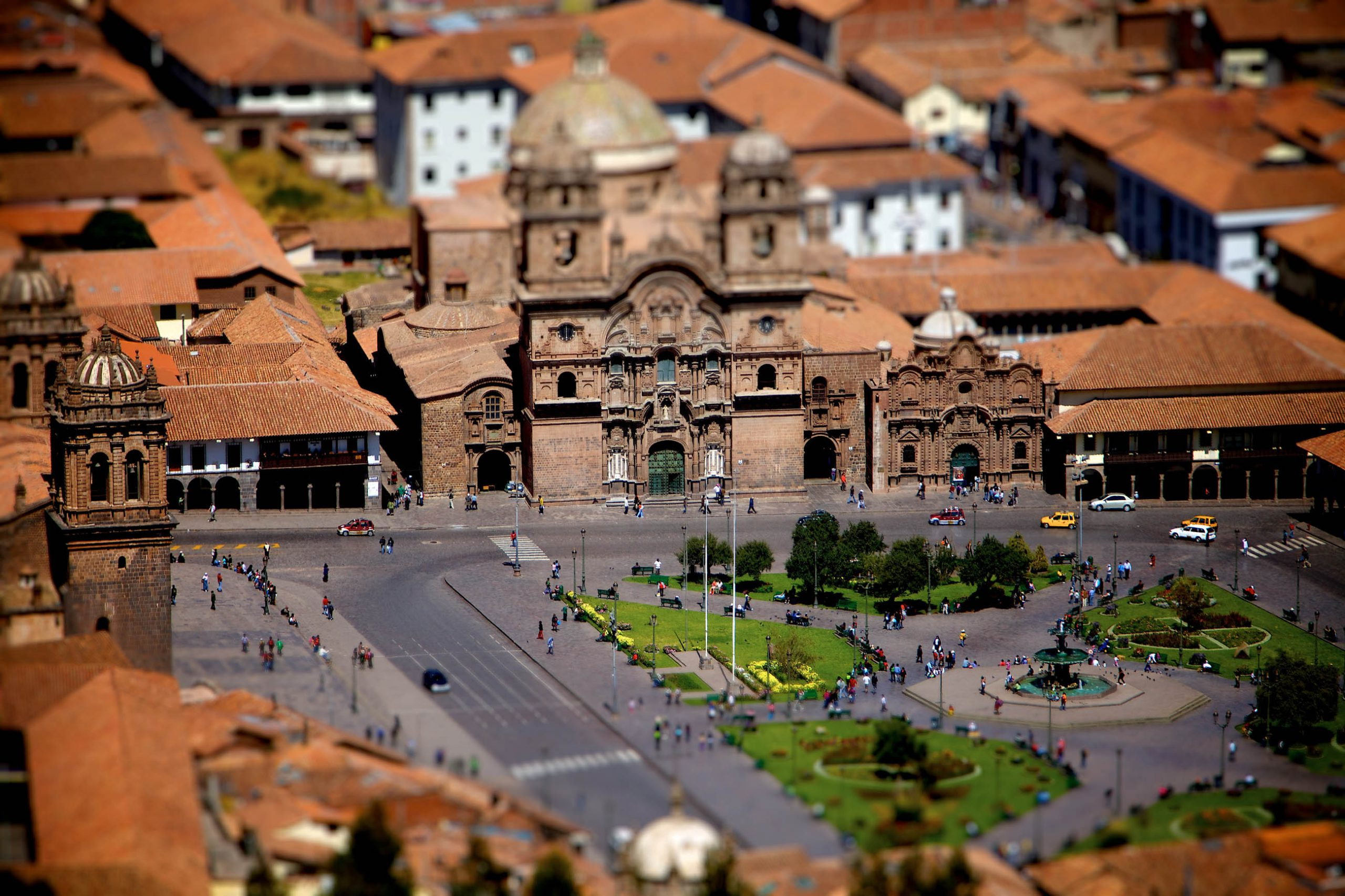 <p>Cuzco, Peru</p>