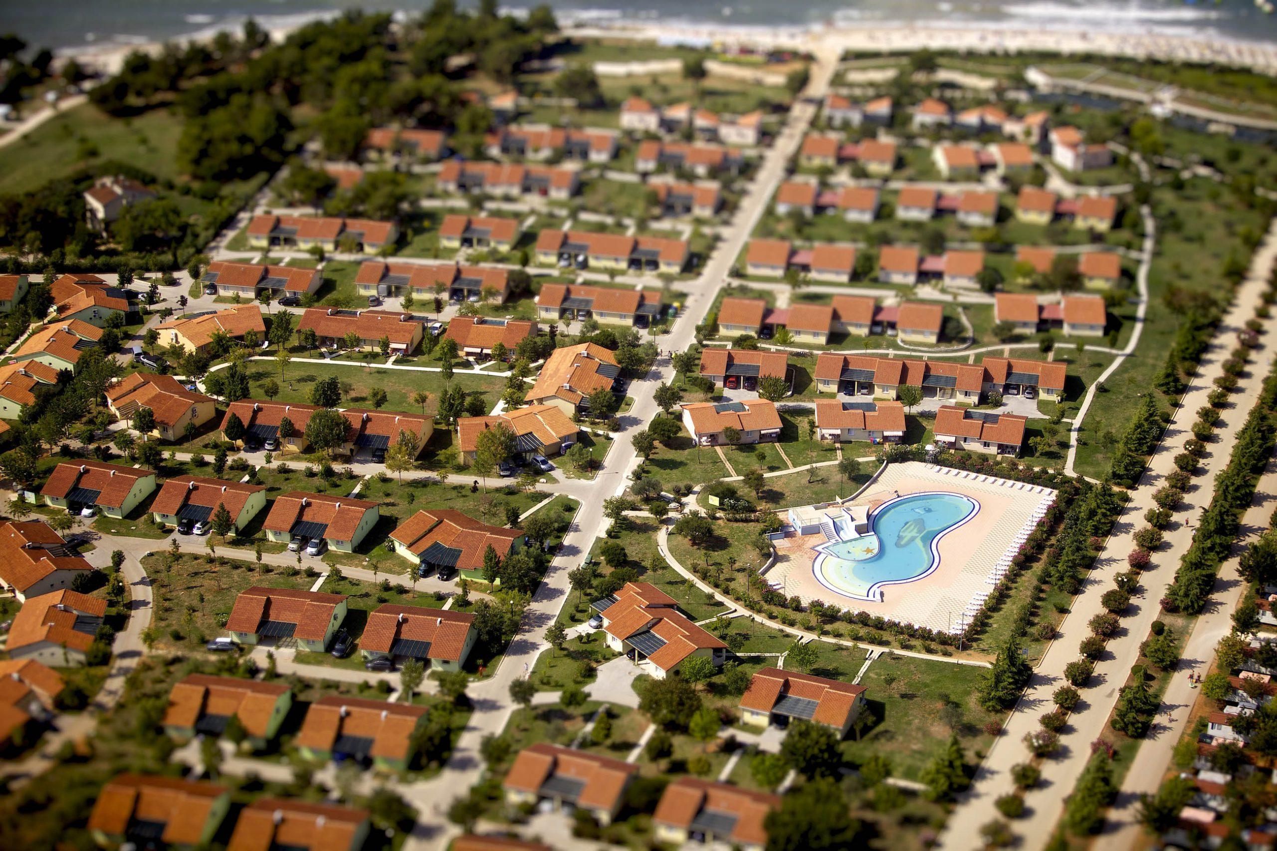 <p>Camp in Istria, Croatia</p>
