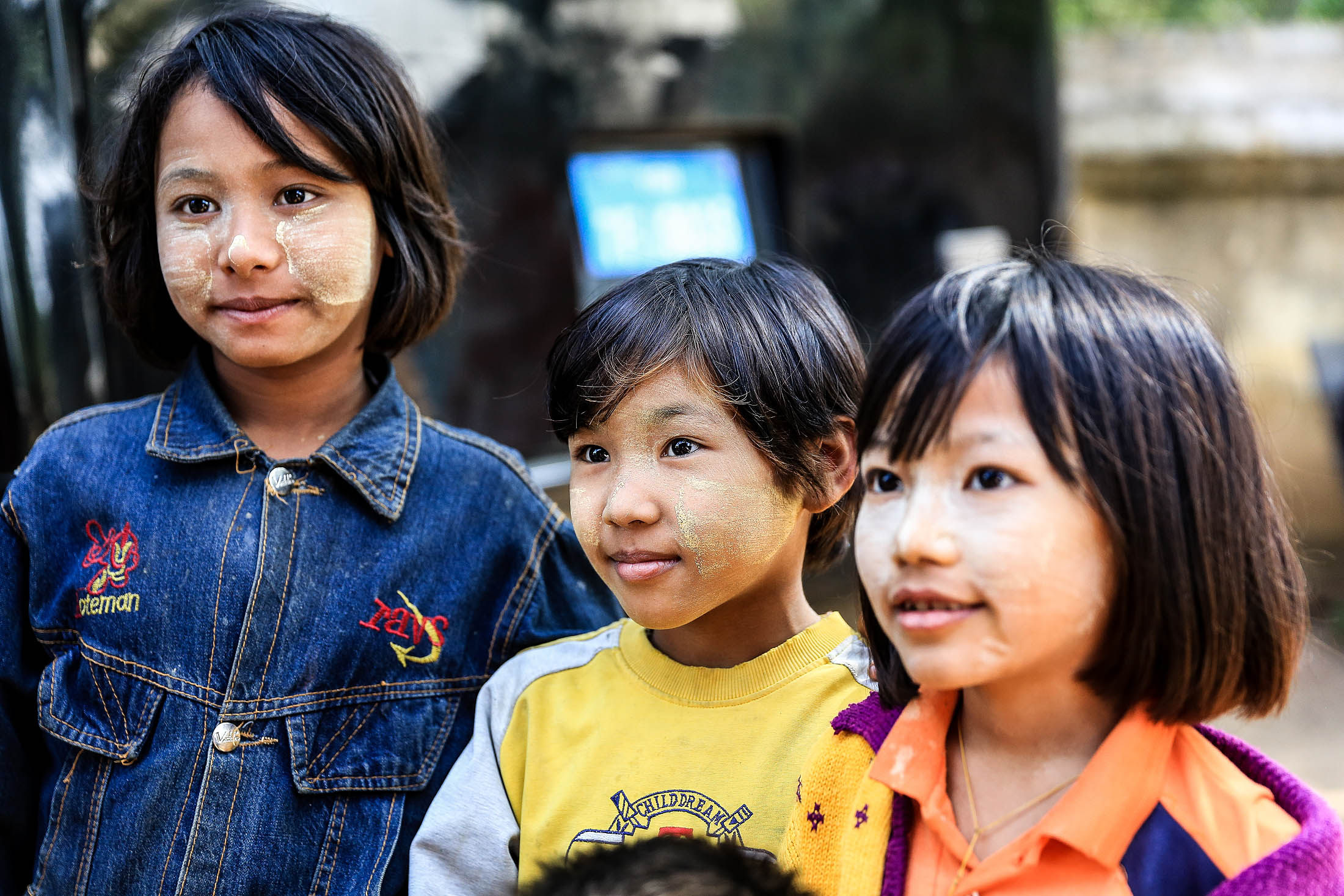 Kids of Myanmar