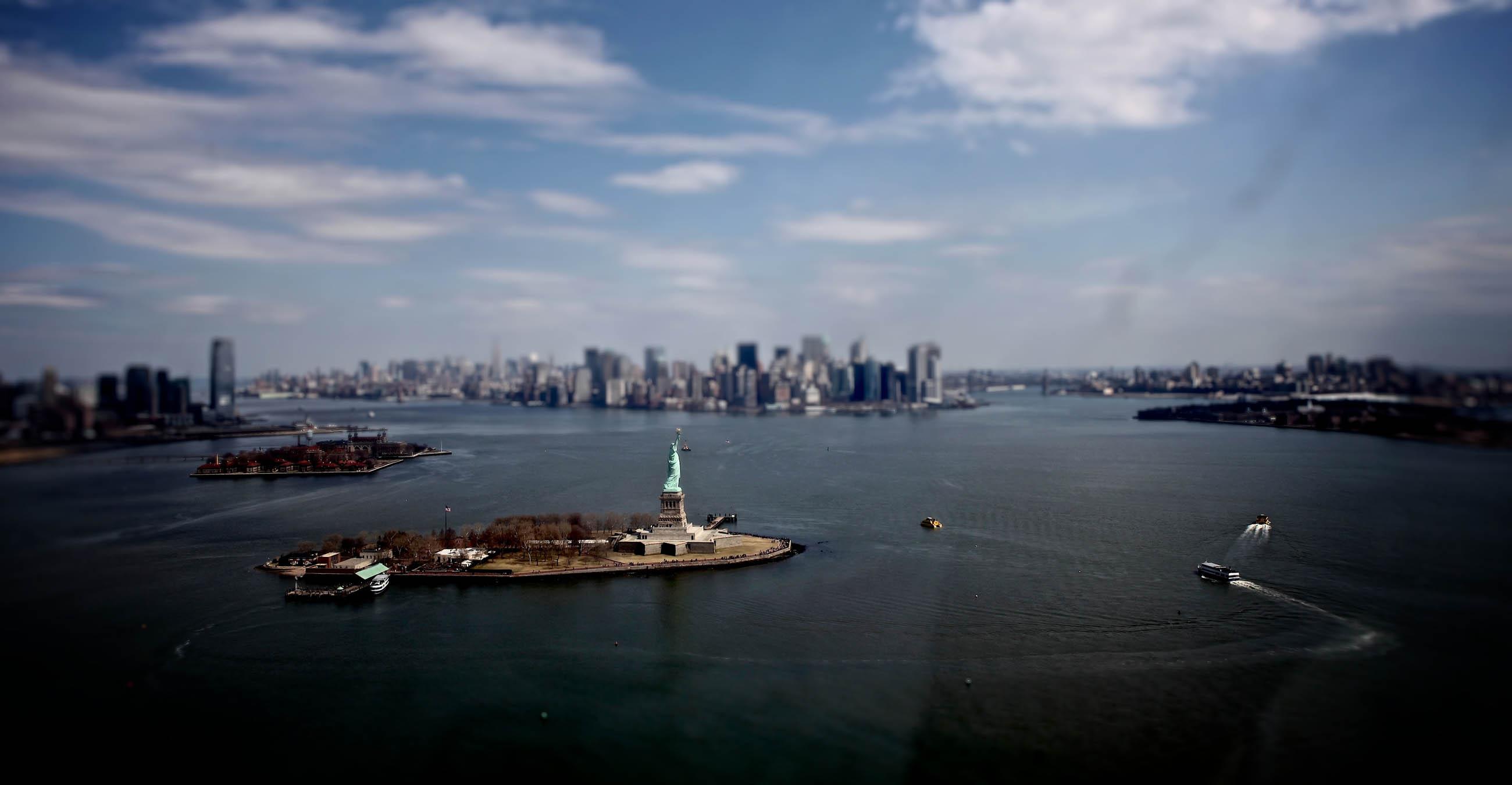 <p>New York Skyline</p>