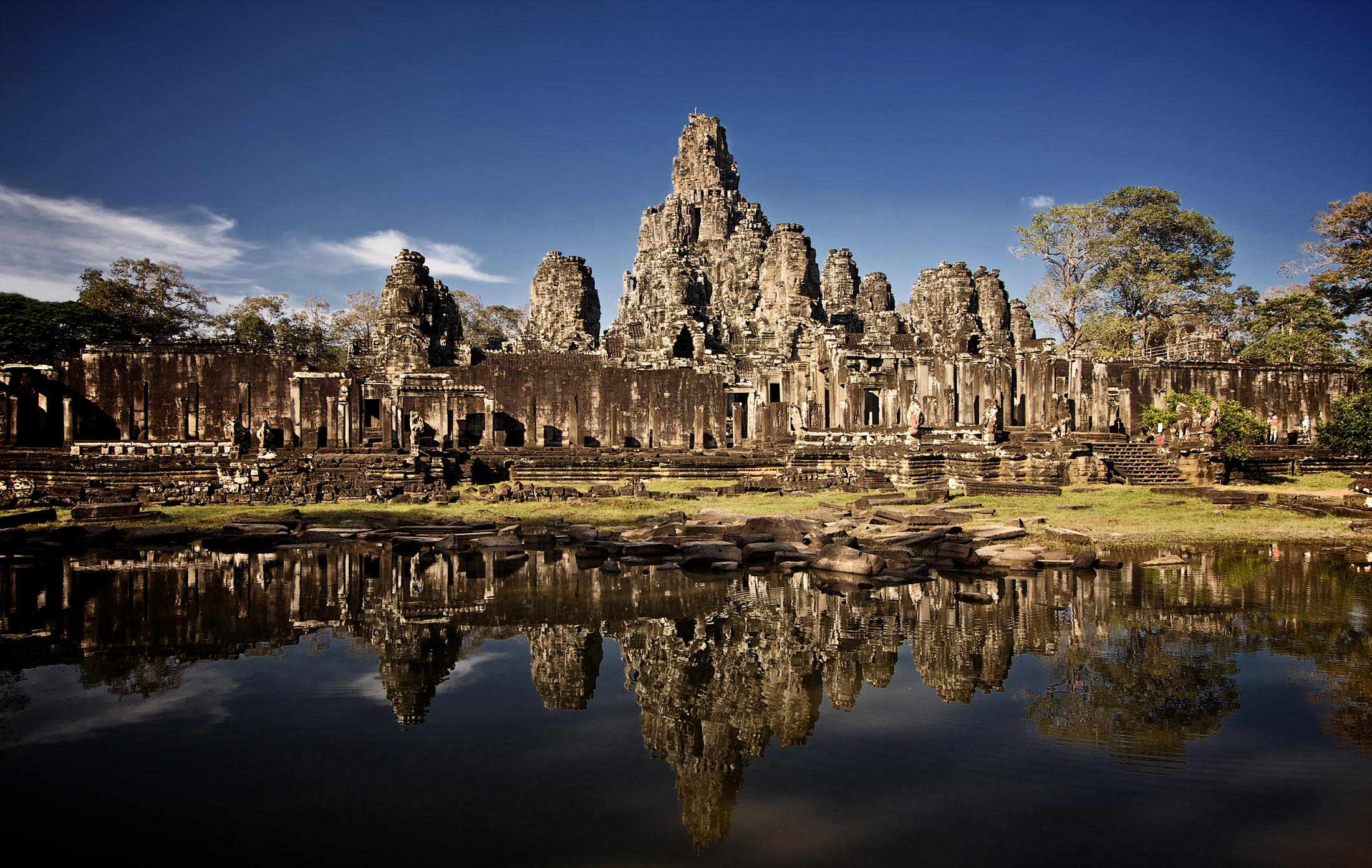Angkor Thom, Cambodia