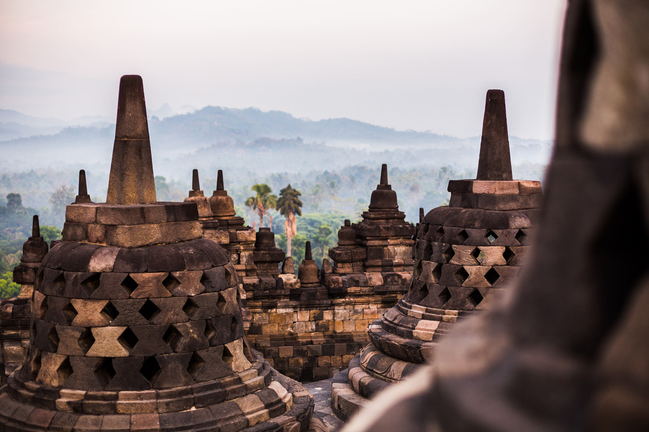 Borobudur, Java, Indonesia