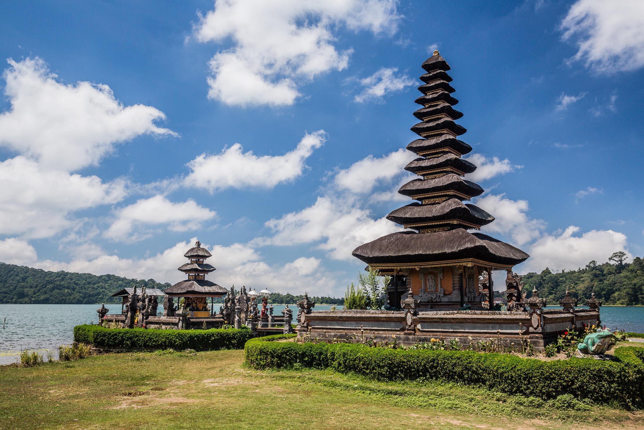 Ulun Danu Beratan Temple, Bali