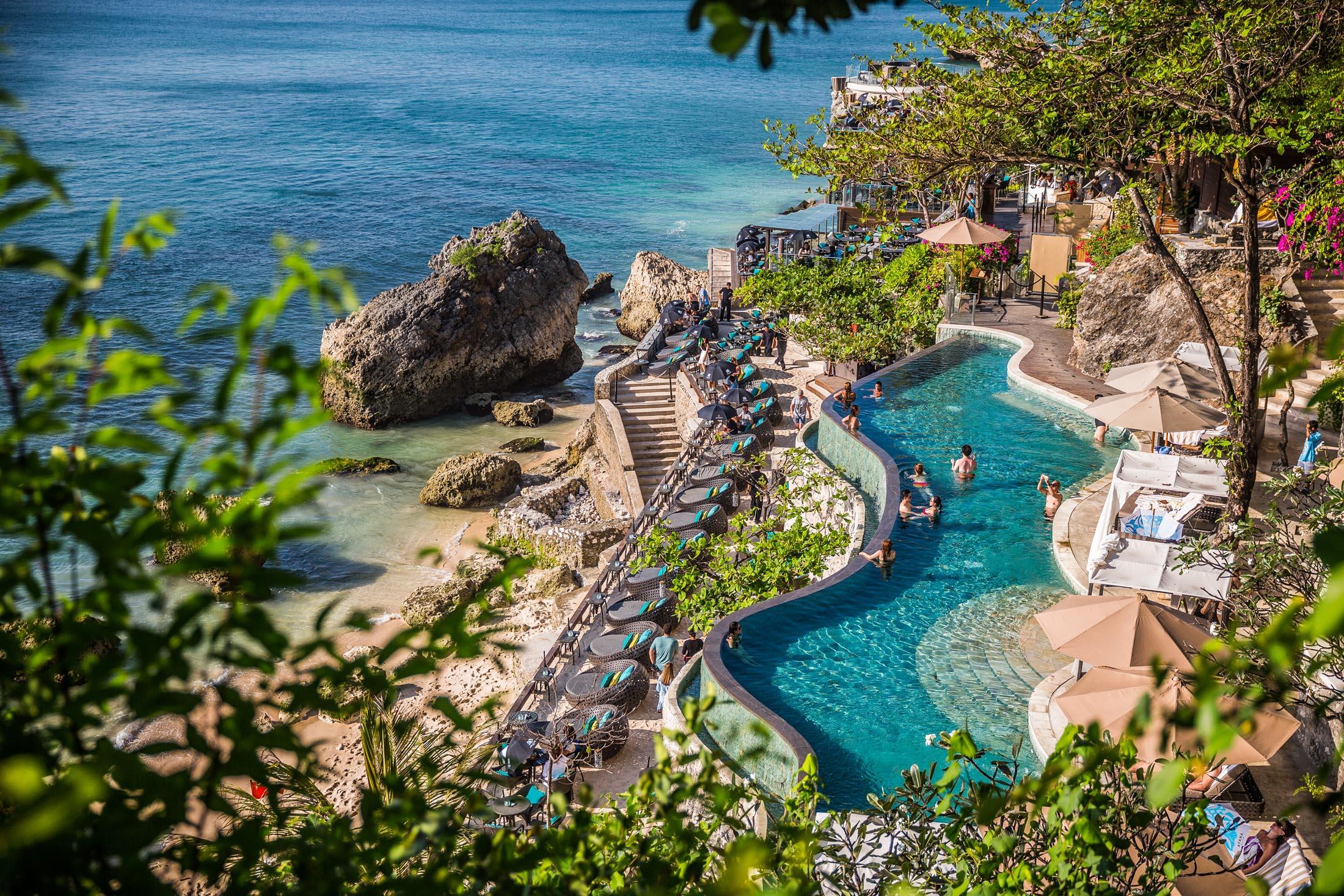 The Rock Bar, Bali