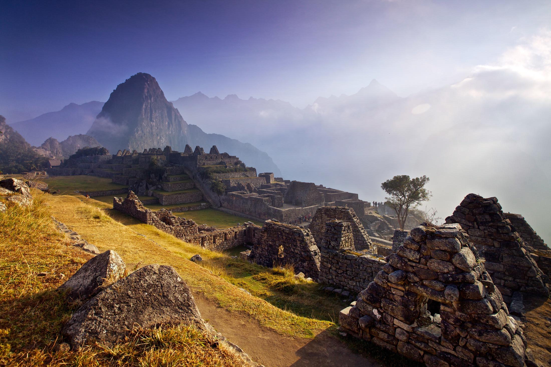 Macchu Pichu, Peru