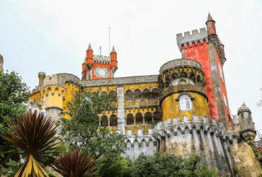 Pena Palace – Portugal