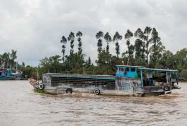 Mekong Delta – the ricebowl of Vietnam