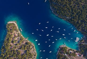 Sailing 2016 – Dalmatia Aerial