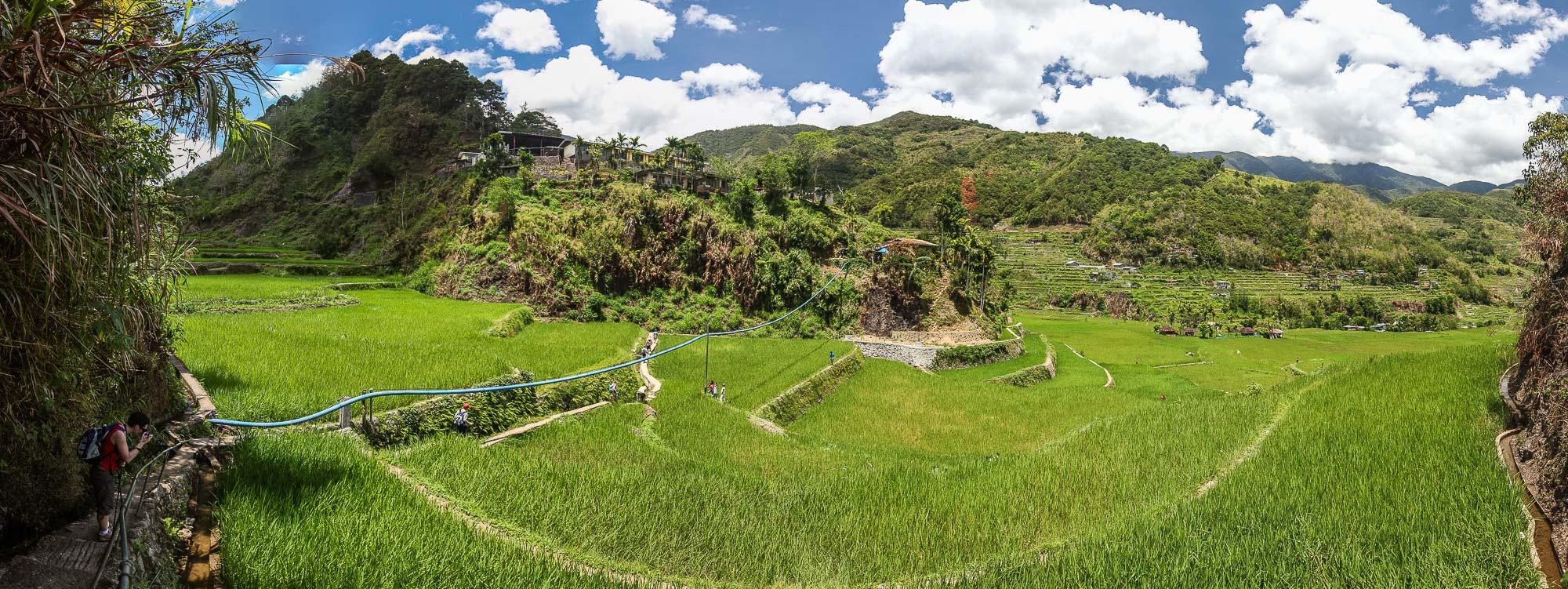 Prilippines tropical panoramas