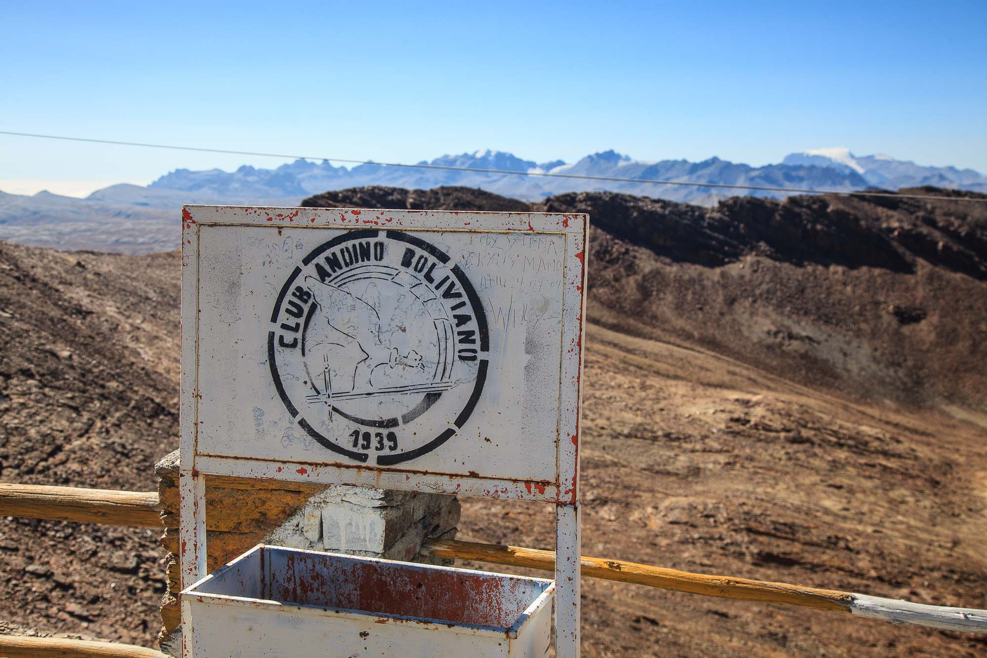 World's Highest Ski Resort - Bolivia