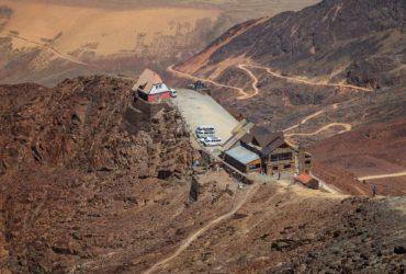 The World's Highest Elevation Ski Resort – Chacaltaya 5486m – Bolivia