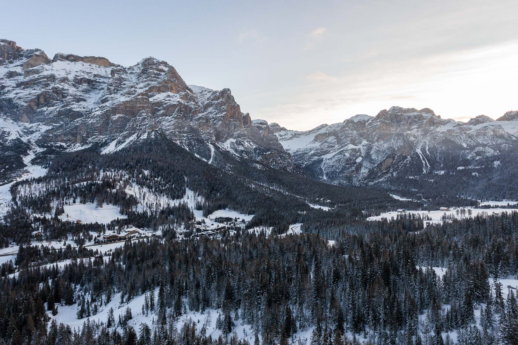 Dolomiti from the AIR - Aerials - Jus Medic