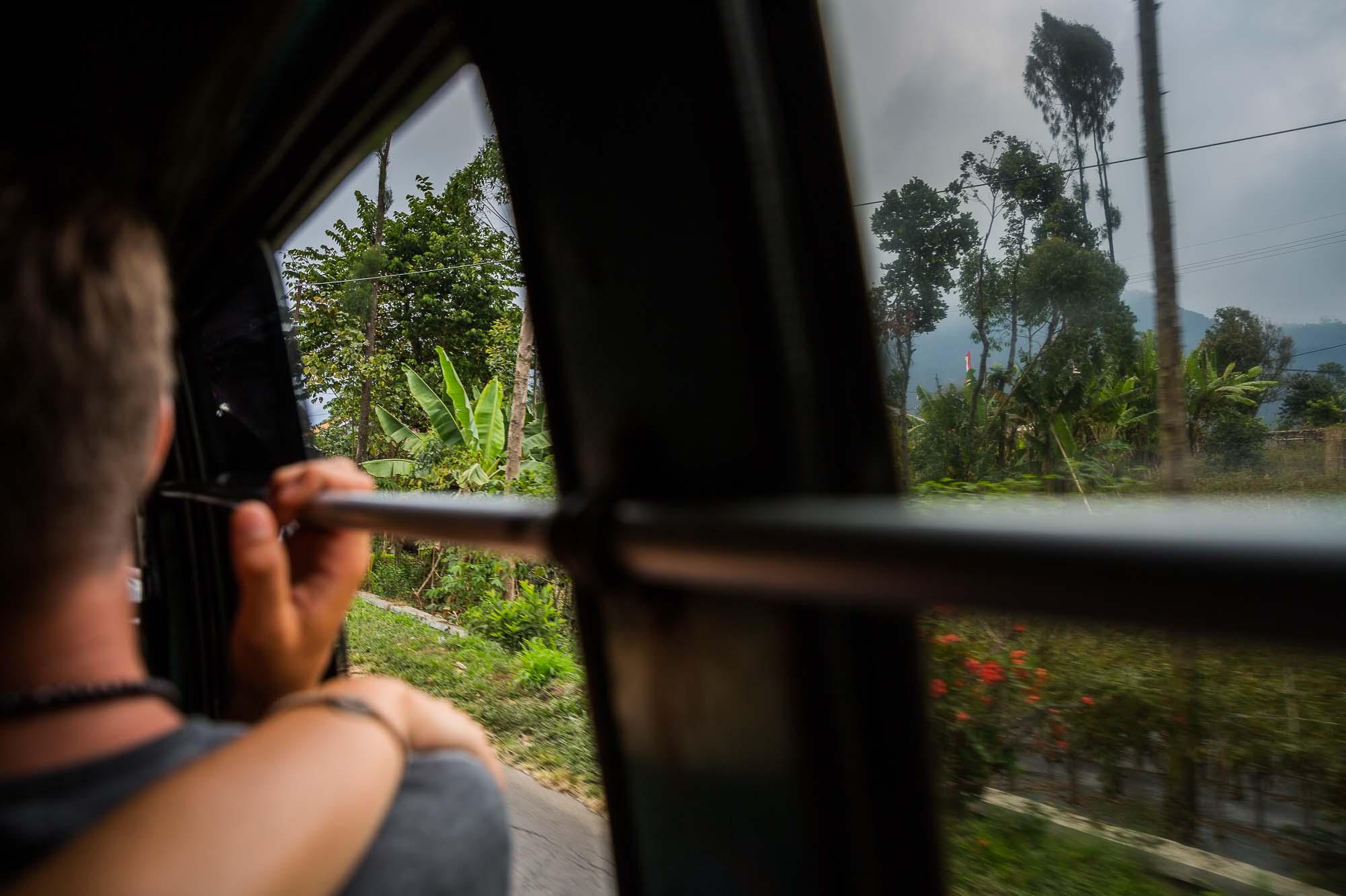 Mount Bromo- Road to Cemoro Lawang - Jus Medic