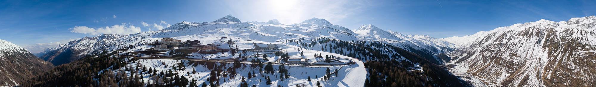 Sölden Winter Panoramas - www.jusmedic.com