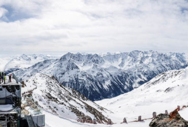 Sölden Winter Panoramas