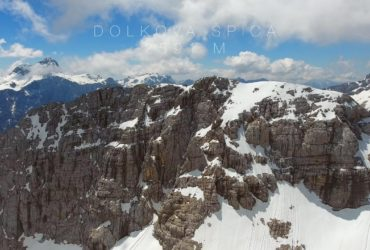 Dolkova Špica – 2591M – From the AIR