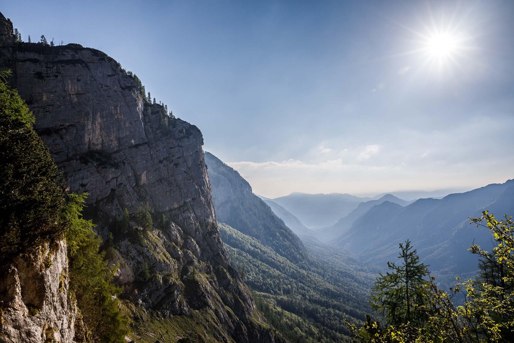 Dolkova Spica 2591M - Triglav National Park - www.jusmedic.com