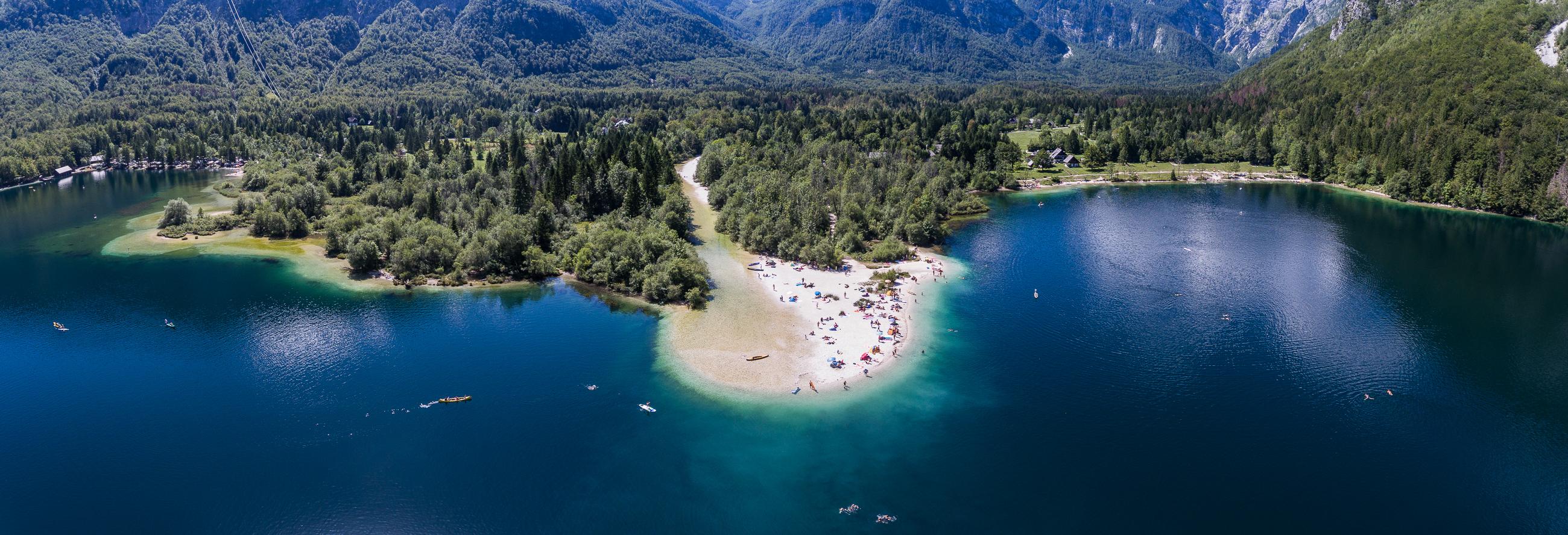 Triglav National Park - Bohinj Lake - www.jusmedic.com