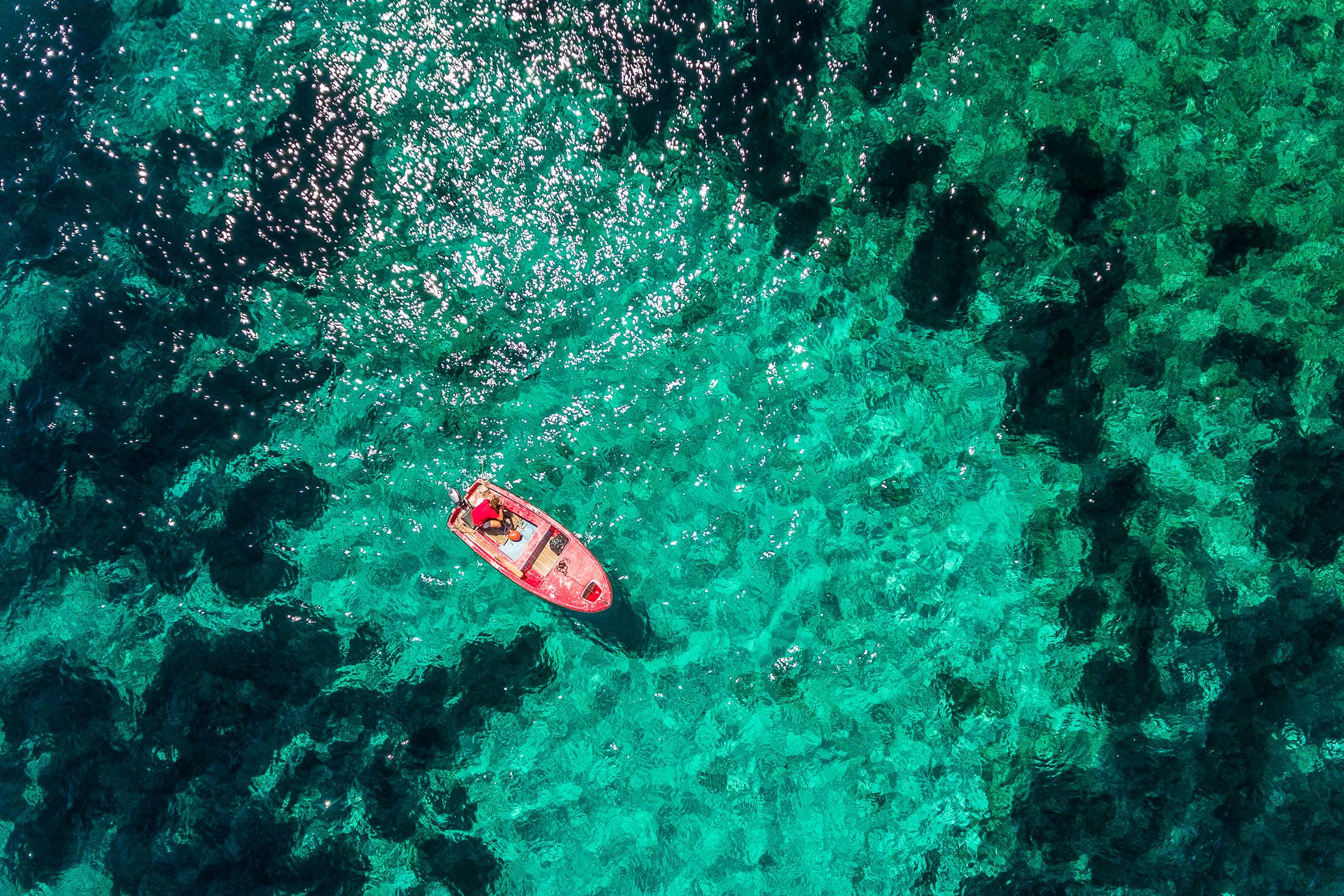 Fisherman, Croatia