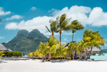 Bora Bora, Taha'a, Moorea and Tahiti